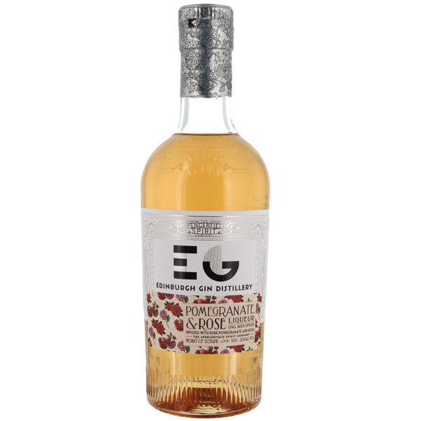 Edinburgh Pomegranate and Rose Gin Liqueur 50cl