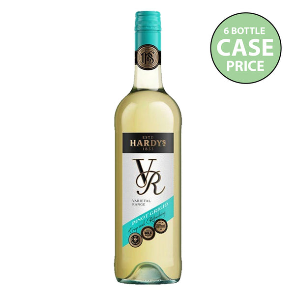 Hardy's VR Pinot Grigio Case 6x75cl