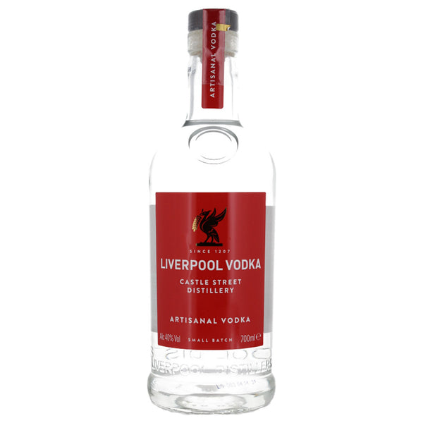 Liverpool Small Batch Vodka 70cl