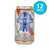 Pabst Blue Ribbon 12x330ml