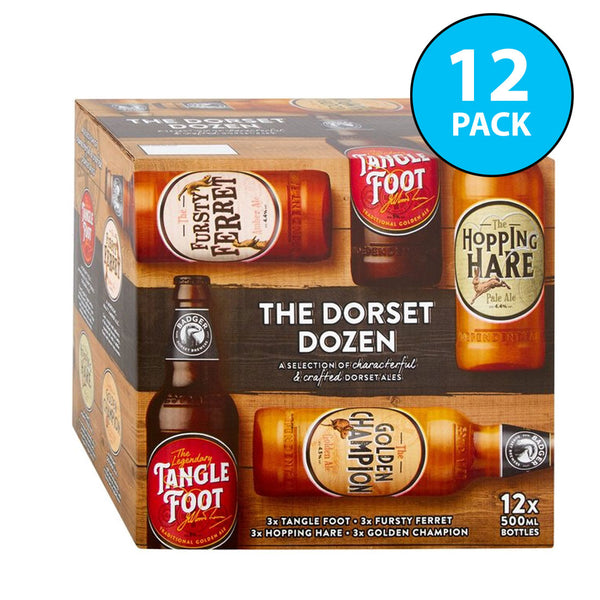 The Dorset Dozen Ale 12x500ml Pack