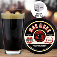Wigan Brewhouse Mad Monk Imperial Stout 5 Litre Cask