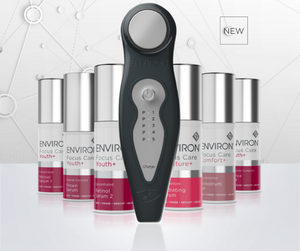 Electro-Sonic DF Mobile Skincare Device - with 25% off serum