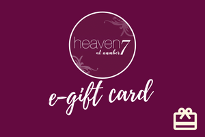 e-Gift Card to use in online shop only