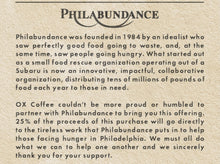 Load image into Gallery viewer, 10oz PHILABUNDANCE