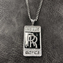 Load image into Gallery viewer, Rolls Royce Pendant