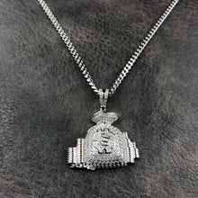 Load image into Gallery viewer, Secure The Bag Pendant