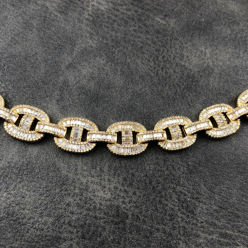 Gucci Link | - 18K Gold