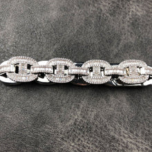 Load image into Gallery viewer, Gucci Link | - 18K White Gold