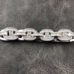Gucci Link | - 18K White Gold