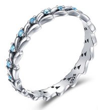 Load image into Gallery viewer, L'ouverture | The Wave | Sterling Silver 925