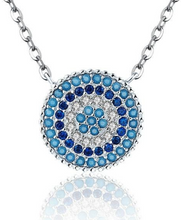 Load image into Gallery viewer, L'ouverture | Blue Eyes | Sterling Silver 925