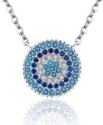 L'ouverture | Blue Eyes | Sterling Silver 925