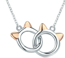 Load image into Gallery viewer, L'ouverture | Kitten Fever | Sterling Silver 925