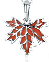 Load image into Gallery viewer, L'ouverture | Maple Maple | Sterling Silver 925