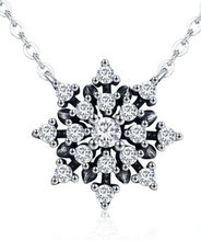 Load image into Gallery viewer, L'ouverture | Snowflake Season | Sterling Silver 925