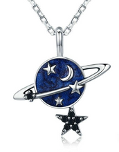 Load image into Gallery viewer, L'ouverture | The Hidden Planet | Sterling Silver 925