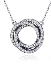 Load image into Gallery viewer, L'ouverture | The Whirlpool | Sterling Silver 925
