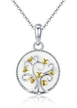 Load image into Gallery viewer, L'ouverture | Tree Of Life | Sterling Silver 925