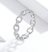 Load image into Gallery viewer, L'ouverture | Link Of Love | Sterling Silver 925