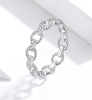 L'ouverture | Link Of Love | Sterling Silver 925