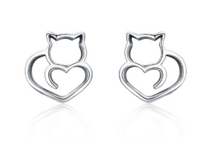 L'ouverture | Baby Cat | Sterling Silver 925