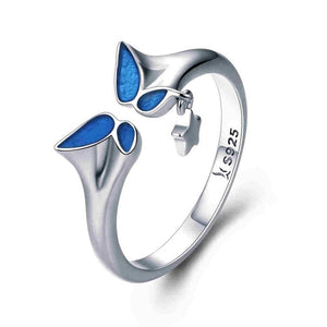 L'ouverture | The Dazzling Butterfly  | Sterling Silver 925