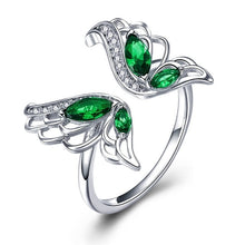 Load image into Gallery viewer, L'ouverture | The Dazzling Butterfly  | Sterling Silver 925