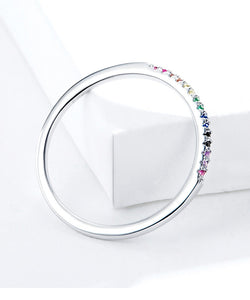 L'ouverture | Wear The Rainbow | Sterling Silver 925