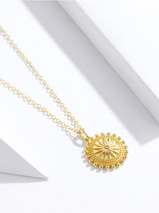 L'ouverture | Blinding Sun | Sterling Silver 925