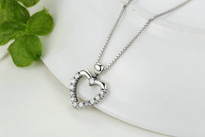 L'ouverture | Heart Of Silver | Sterling Silver 925