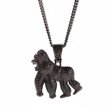 Load image into Gallery viewer, Gorilla Pendant