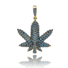 Load image into Gallery viewer, Cannabis Pendant