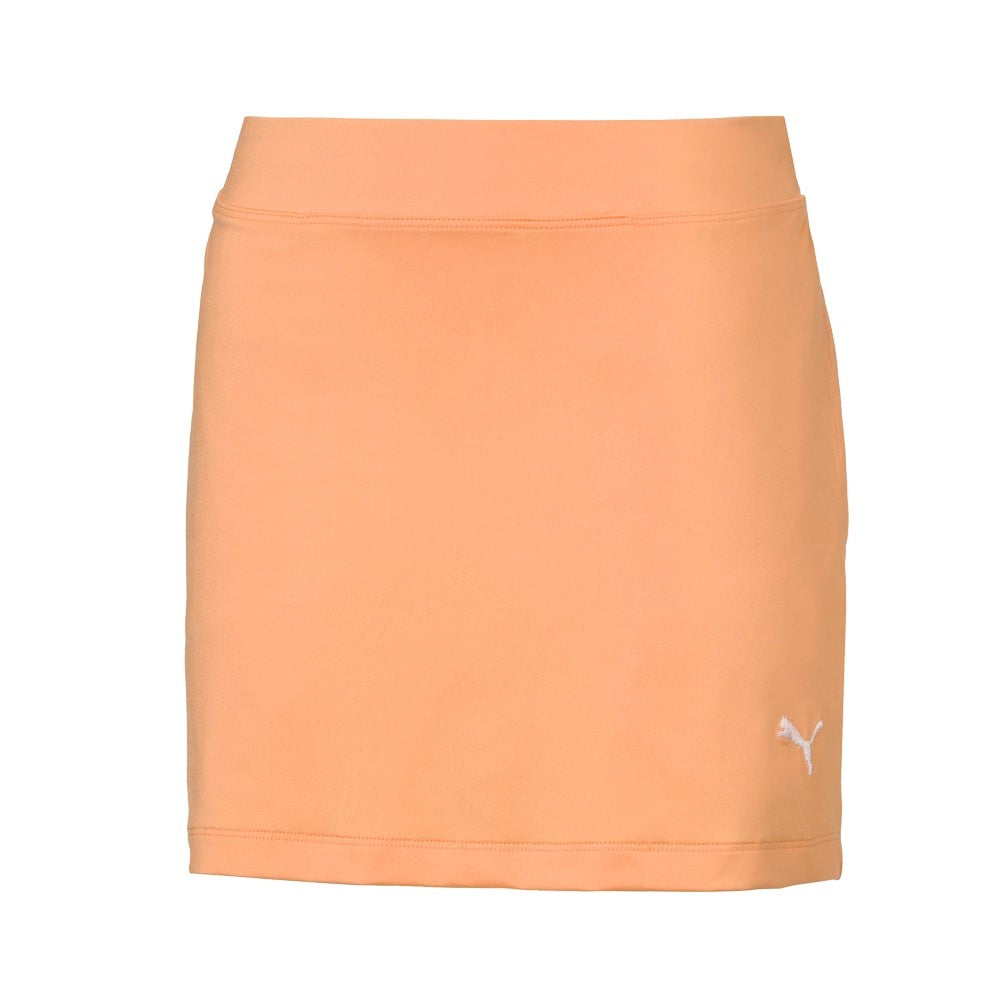 JUNIOR GIRLS SOLID KNIT GOLF SKIRT