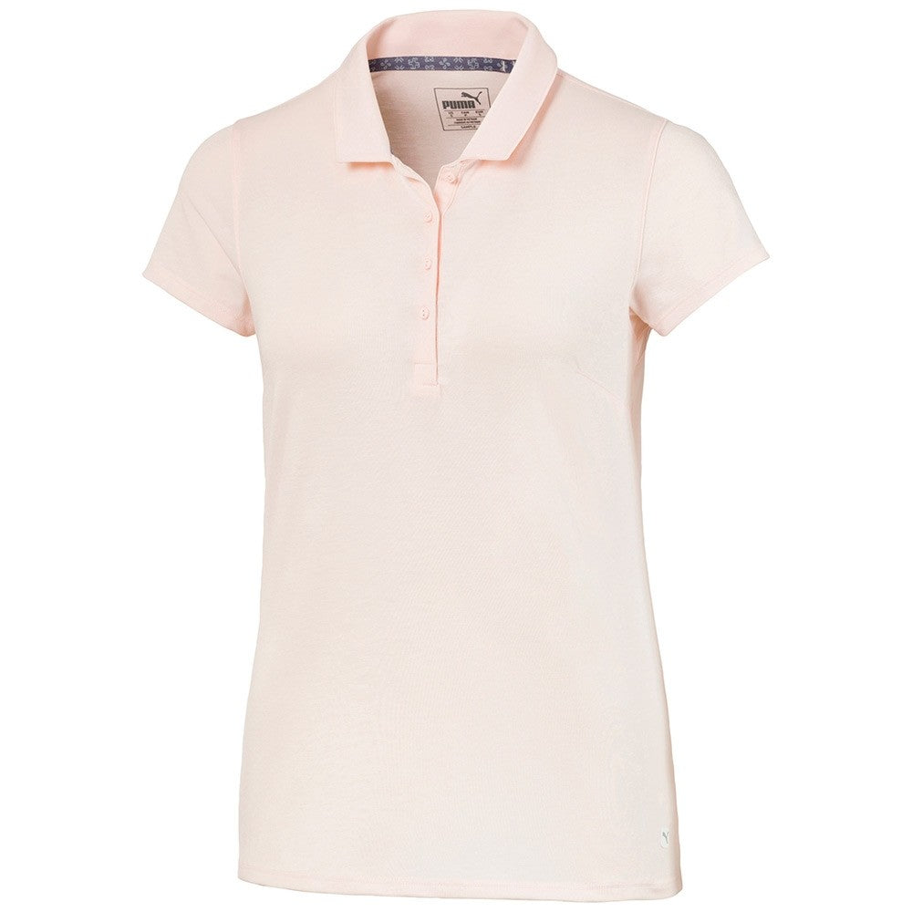 WOMEN'S FUSION GOLF POLO