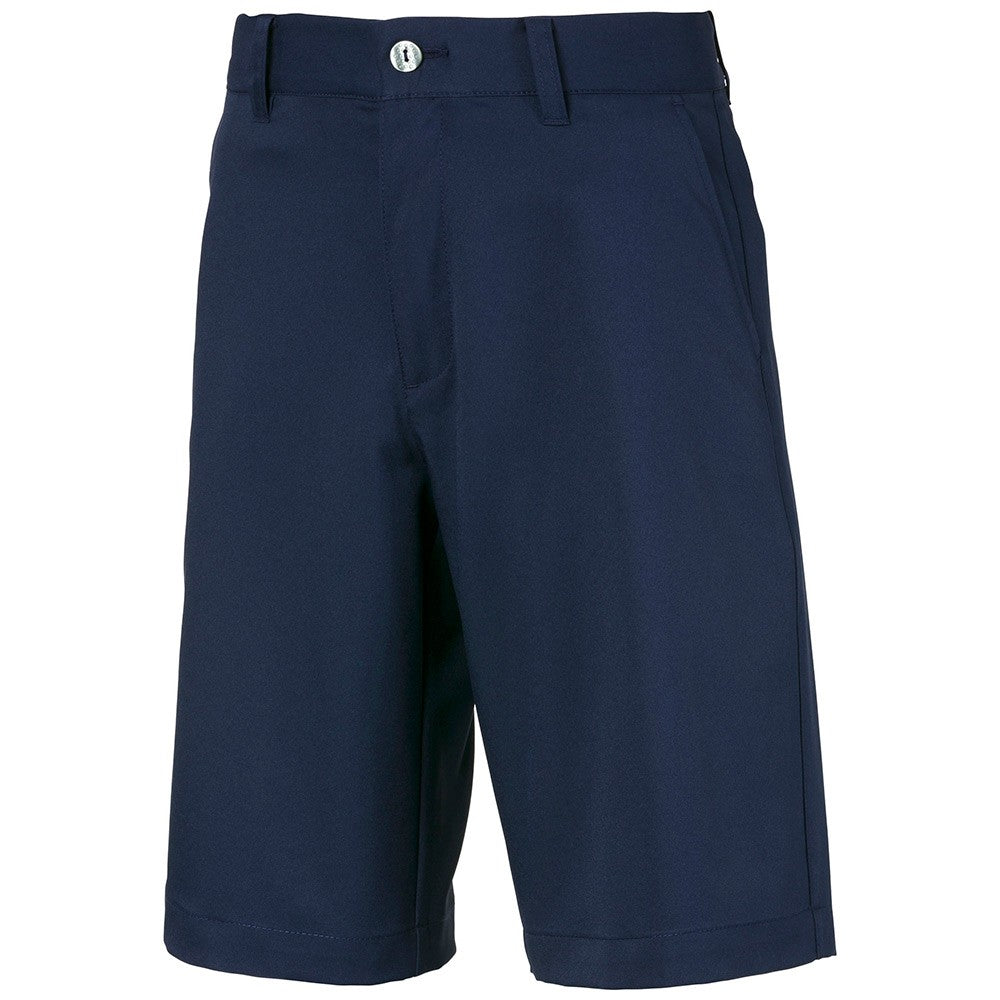 JUNIORS STRETCH GOLF SHORTS