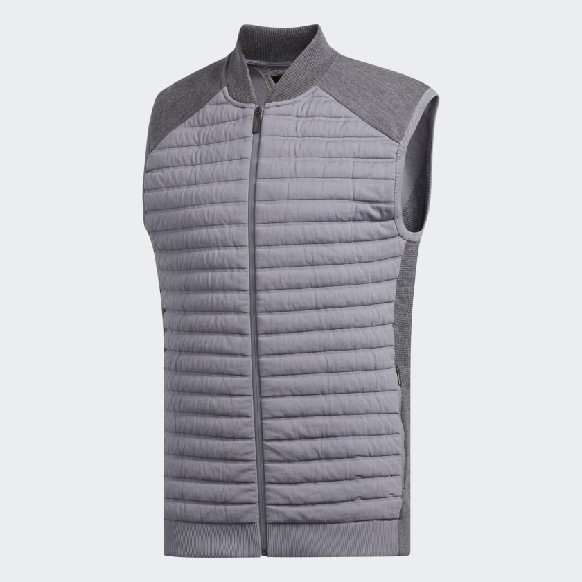 ADIPURE QUILTED HYBRID VEST