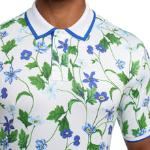 Load image into Gallery viewer, BLUE FLORAL POLO