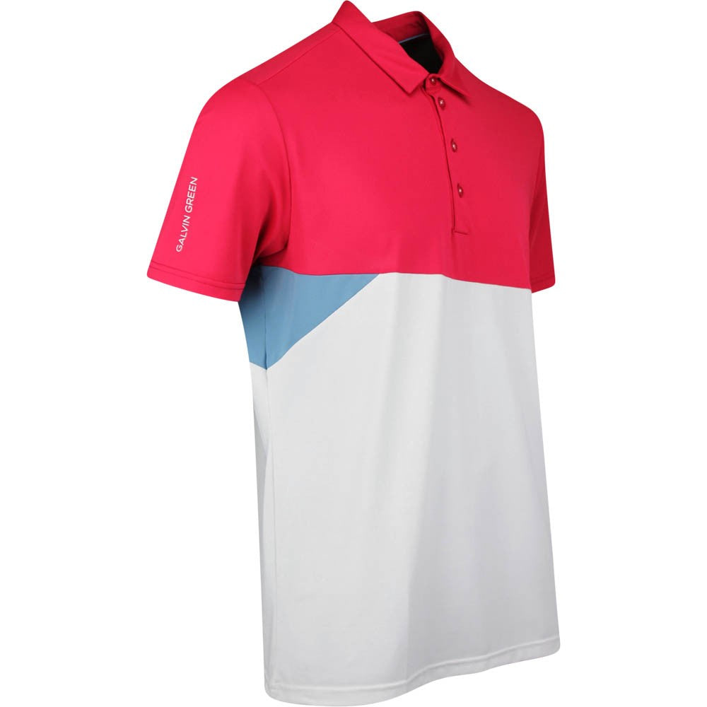 MICK V8+ POLO (3 Colors Available)