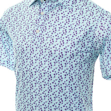 Load image into Gallery viewer, LISLE FLOWER PRINT POLO