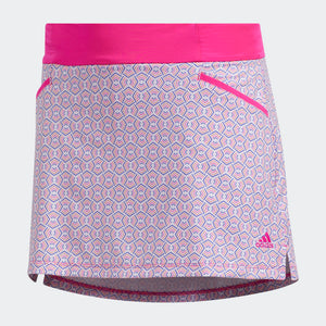 GIRLS PRINTED SKORT