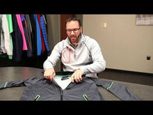 Load and play video in Gallery viewer, MEN'S CHAD ZEPHAL Z-TECH WATERPROOF STRETCH JACKET