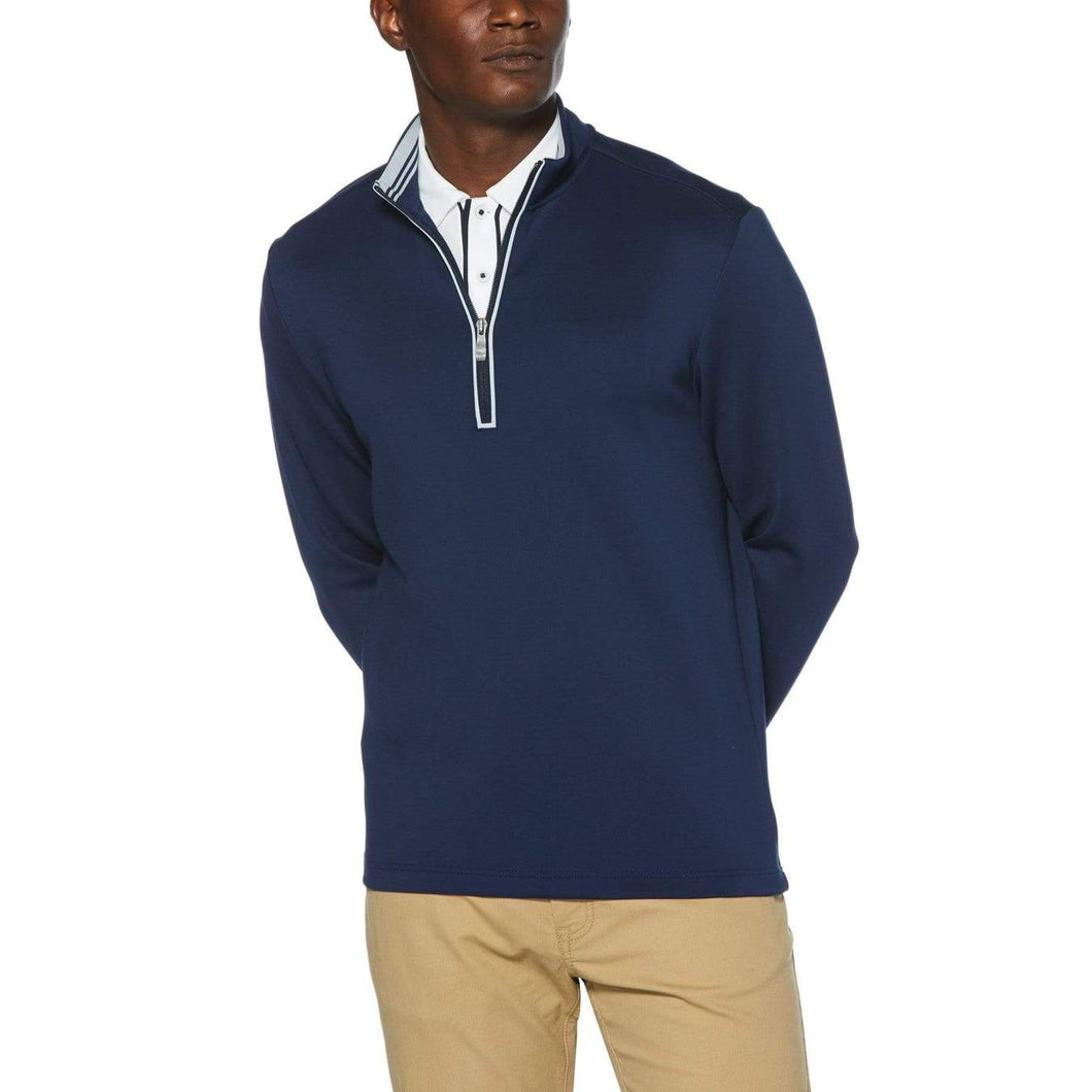 CLUBHOUSE MOCK GOLF PULLOVER