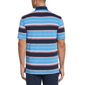 ICON STRIPE POLO