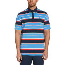 Load image into Gallery viewer, ICON STRIPE POLO