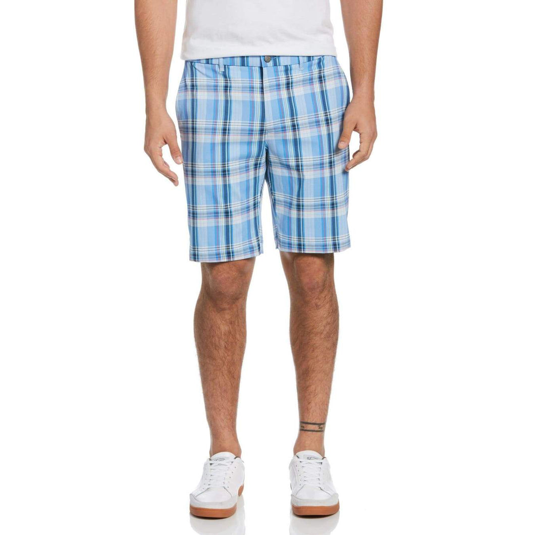 PAR-TEE MADRAS PLAID GOLF SHORT