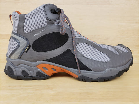 Treksta Evolution Mid GTX Grey/Copper
