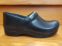 Dansko Professional Black Cabrio leather