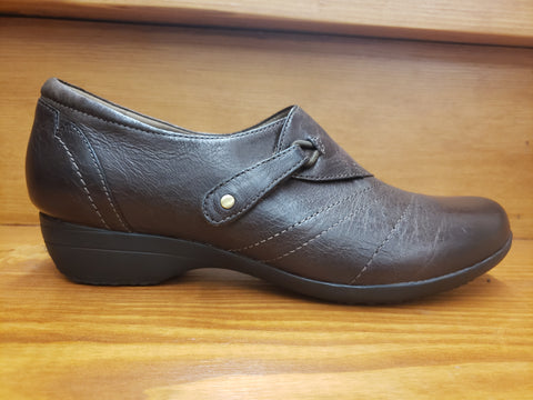 Dansko Franny Chocolate leather