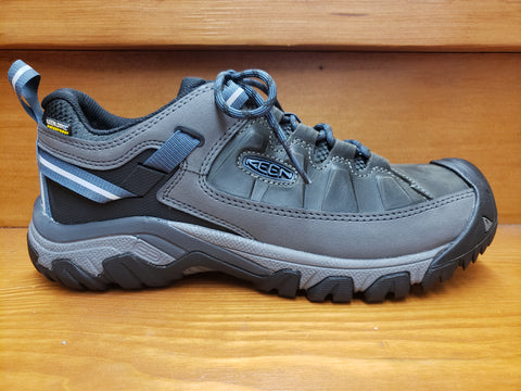 Keen Targhee III Wp steel grey/captains blue 1017785